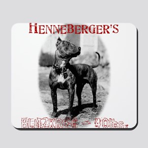 American Pitbull Terrier Mousepad