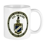 USS BRAINE Mug