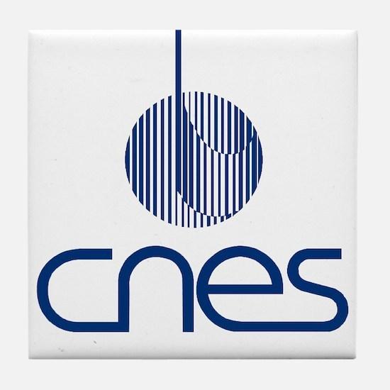 CNES Tile Coaster