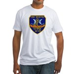USS BRISTOL Fitted T-Shirt