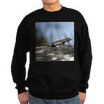 Western Fence Lizard Sweatshirt