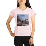 Western Fence Lizard Performance Dry T-Shirt