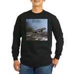 Western Fence Lizard Long Sleeve T-Shirt