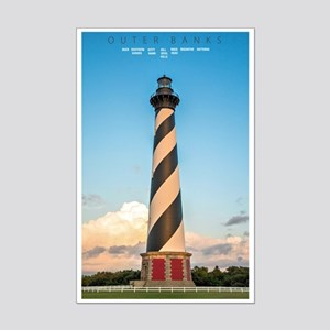 Cape Hatteras Light. Mini Poster Print