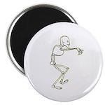 Dancing Skeleton Magnet