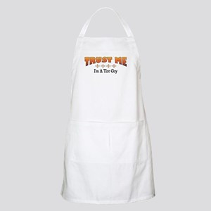 Trust Tire Guy BBQ Apron