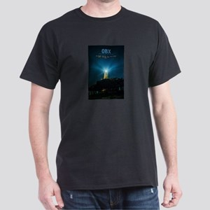 Cape Hatteras Light. Dark T-Shirt