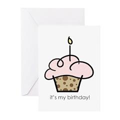 It's my Birthday! Greeting Cards (Pk of 10)