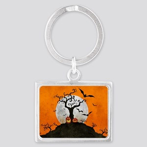 Spook Shift Landscape Keychain