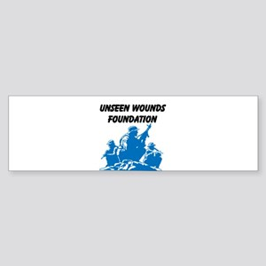 Unseen Wounds Foundation Bumper Sticker