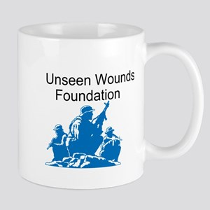 Unseen Wounds Foundation Mugs