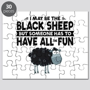Black Sheep Puzzle
