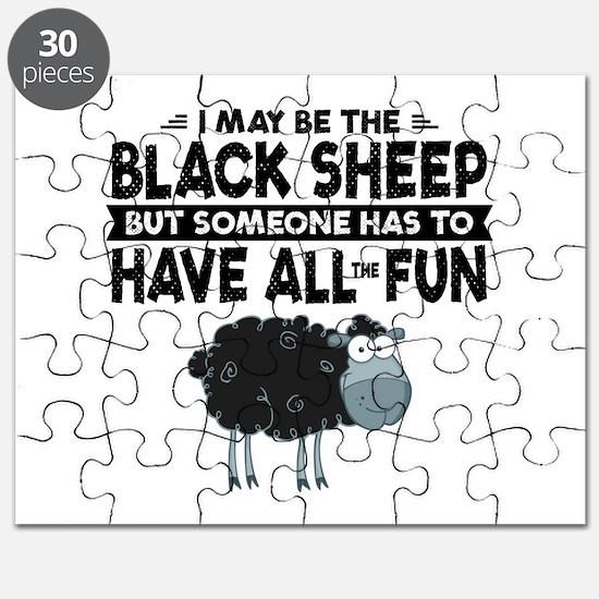 Black Sheep Puzzle