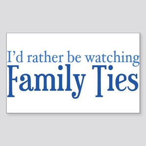 family Sticker (Rectangle)