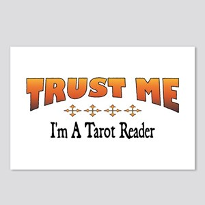 Trust Tarot Reader Postcards (Package of 8)