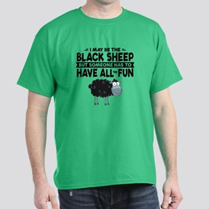 Black Sheep Dark T-Shirt