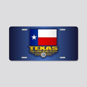 Texas (v15) Aluminum License Plate