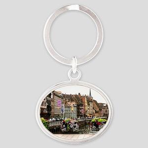 Strasbourg, France Keychains