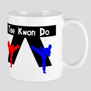 Tae Kwon Do 11 oz Ceramic Mug