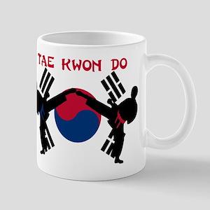 Tae Kwon Do 11 oz Ceramic Mug
