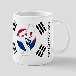 Taekwondo 11 oz Ceramic Mug