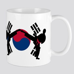 TKD Boys 11 oz Ceramic Mug