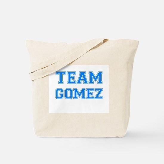 TEAM GOMEZ Tote Bag