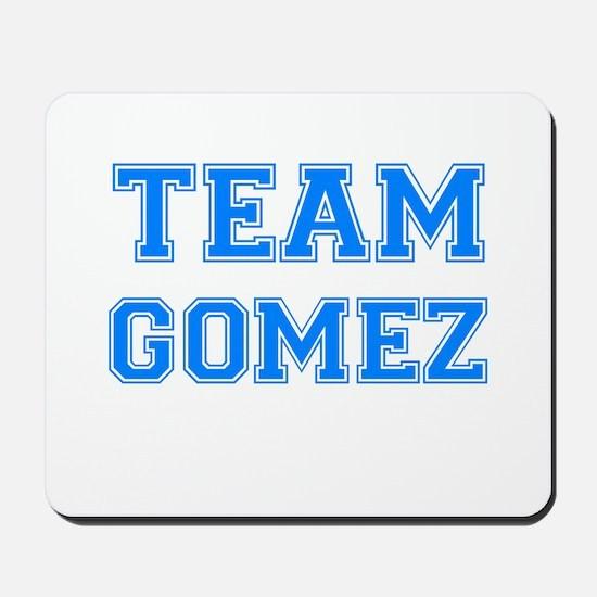 TEAM GOMEZ Mousepad