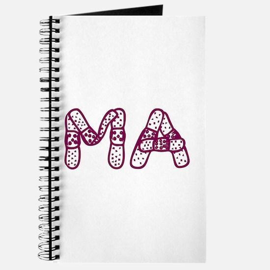 MA (Bandage logo) Journal