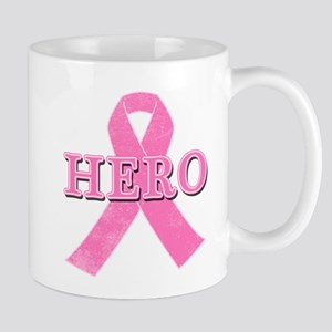 HERO with Pink Ribbon Mug