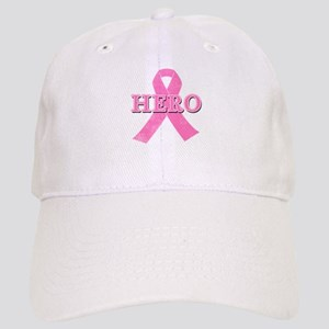 HERO with Pink Ribbon Cap