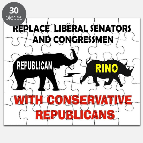 RINOS OUT Puzzle