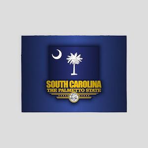 South Carolina (v15) 5'x7'Area Rug