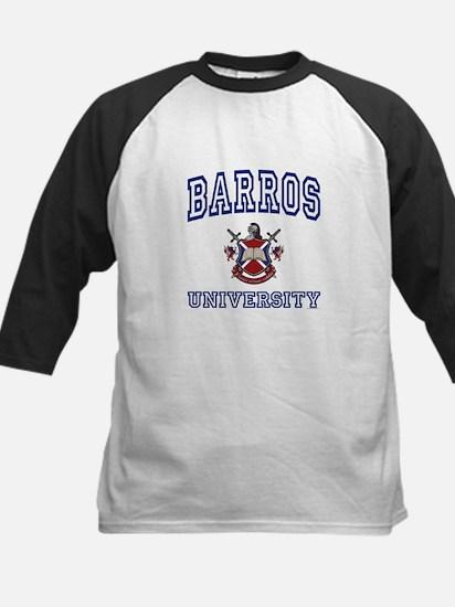 BARROS University Kids Baseball Jersey