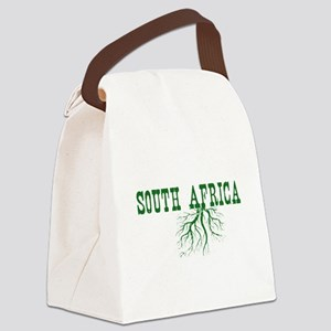 South Africa Roots Canvas Lunch Bag