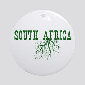 South Africa Roots Ornament (Round)