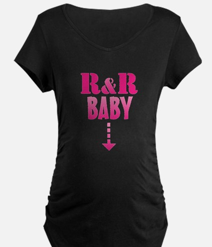 R&R Baby T-Shirt