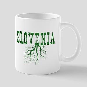 Slovenia Roots Mug