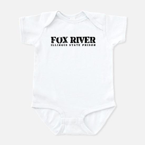 Fox River - Prison Break Infant Bodysuit