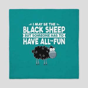Black Sheep Queen Duvet
