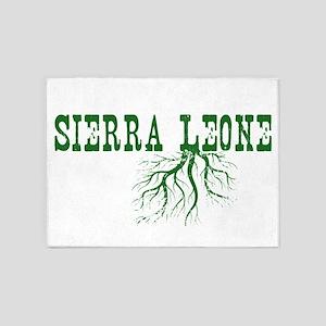 Sierra Leone 5'x7'Area Rug