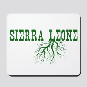 Sierra Leone Mousepad