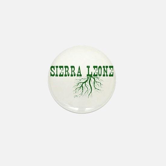 Sierra Leone Mini Button
