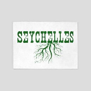 Seychelles Roots 5'x7'Area Rug