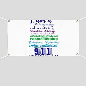911 DISPATCHER Banner