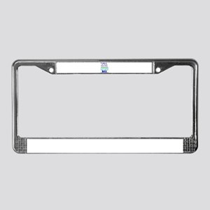 911 DISPATCHER License Plate Frame