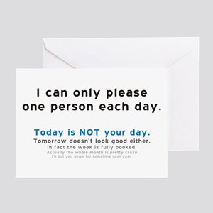 Office fun Greeting Cards (Pk of 10)