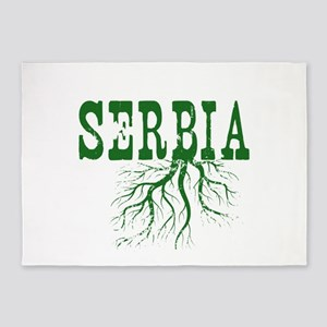 Serbia Roots 5'x7'Area Rug