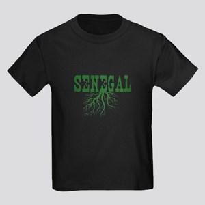 Senegal Roots Kids Dark T-Shirt