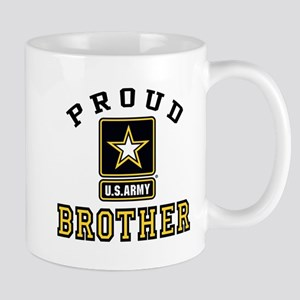 Proud U.S. Army Brother Mug